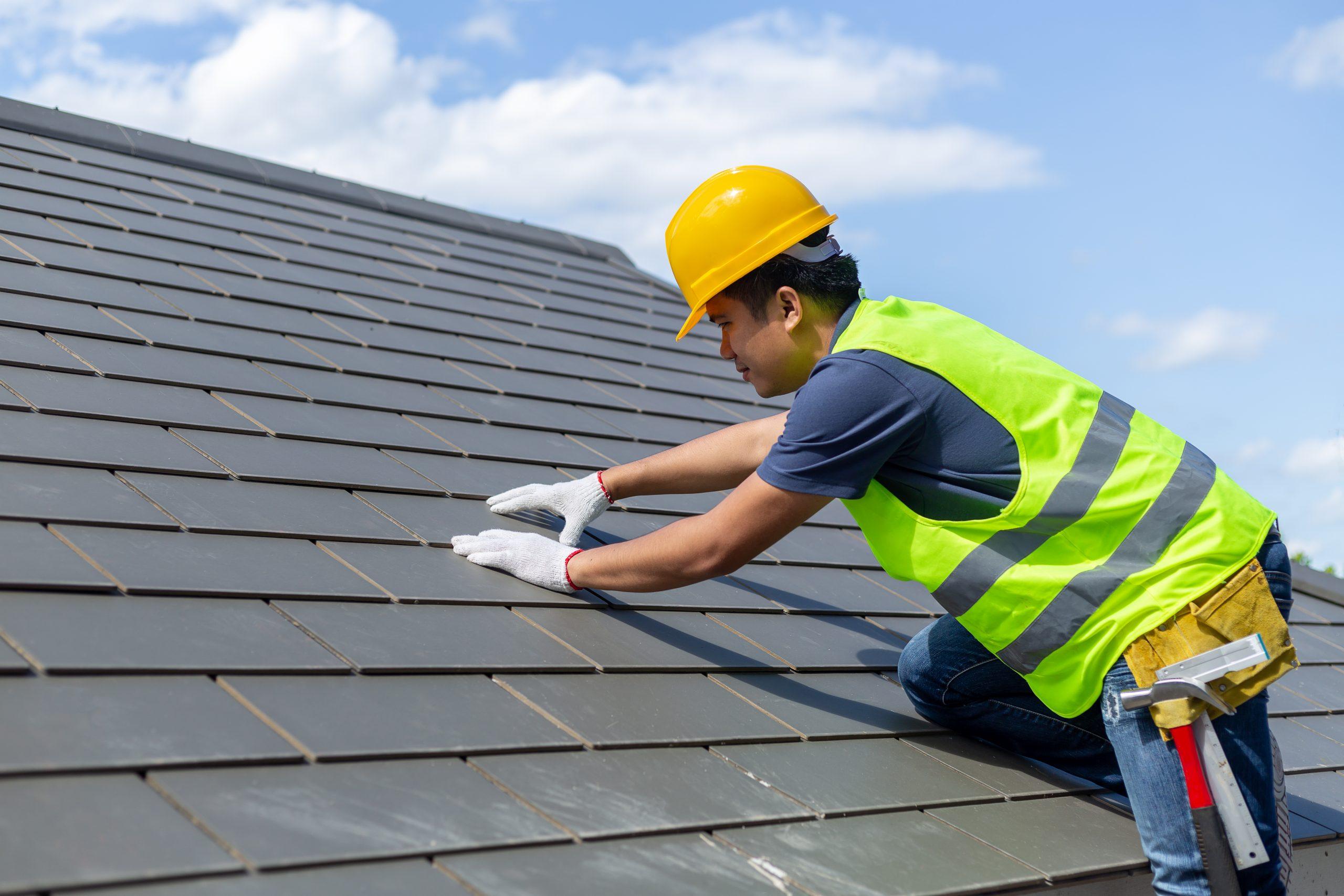 richardson TX Slate Roofing