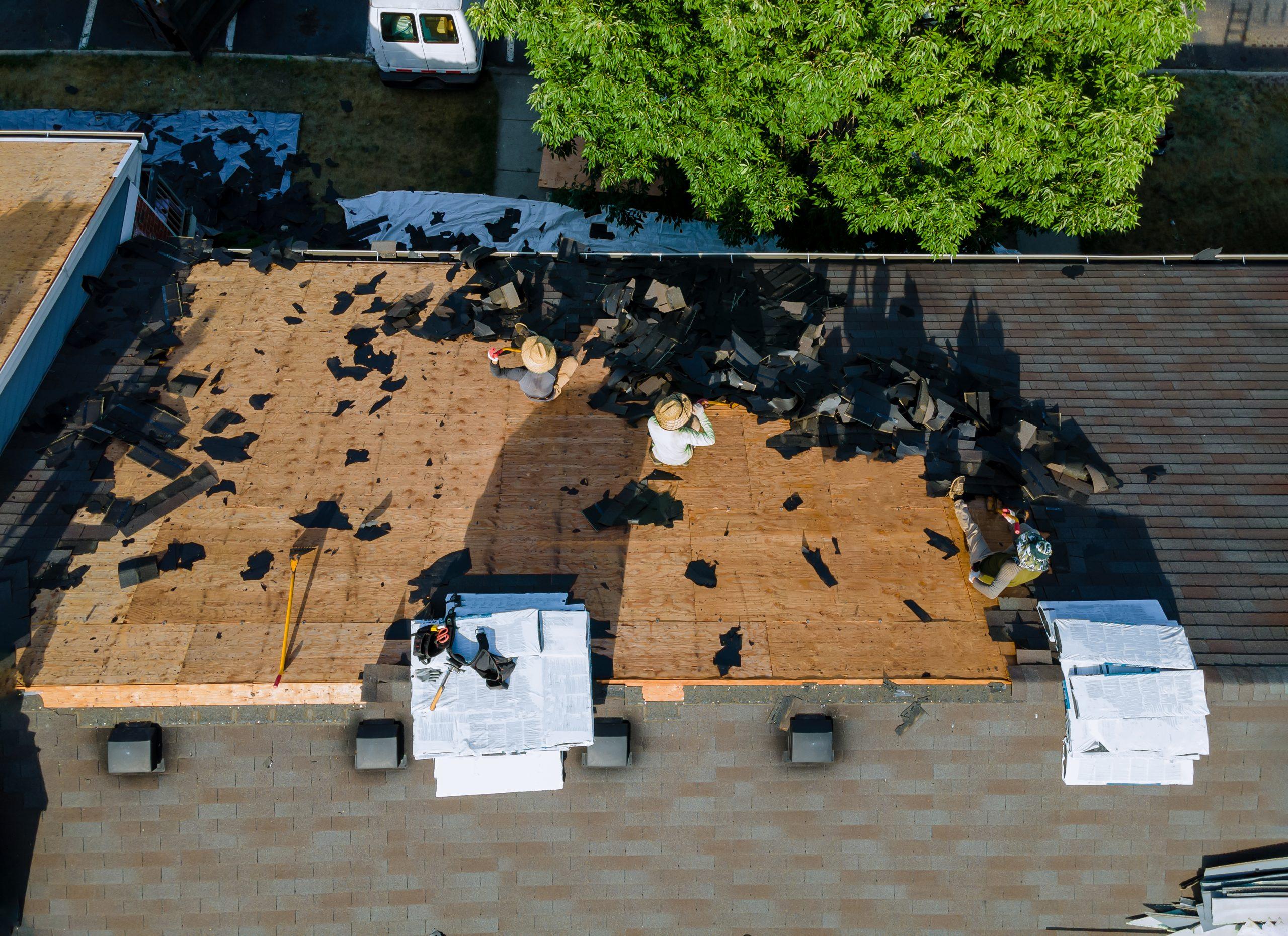 Sunnyvale TX Roof Repair