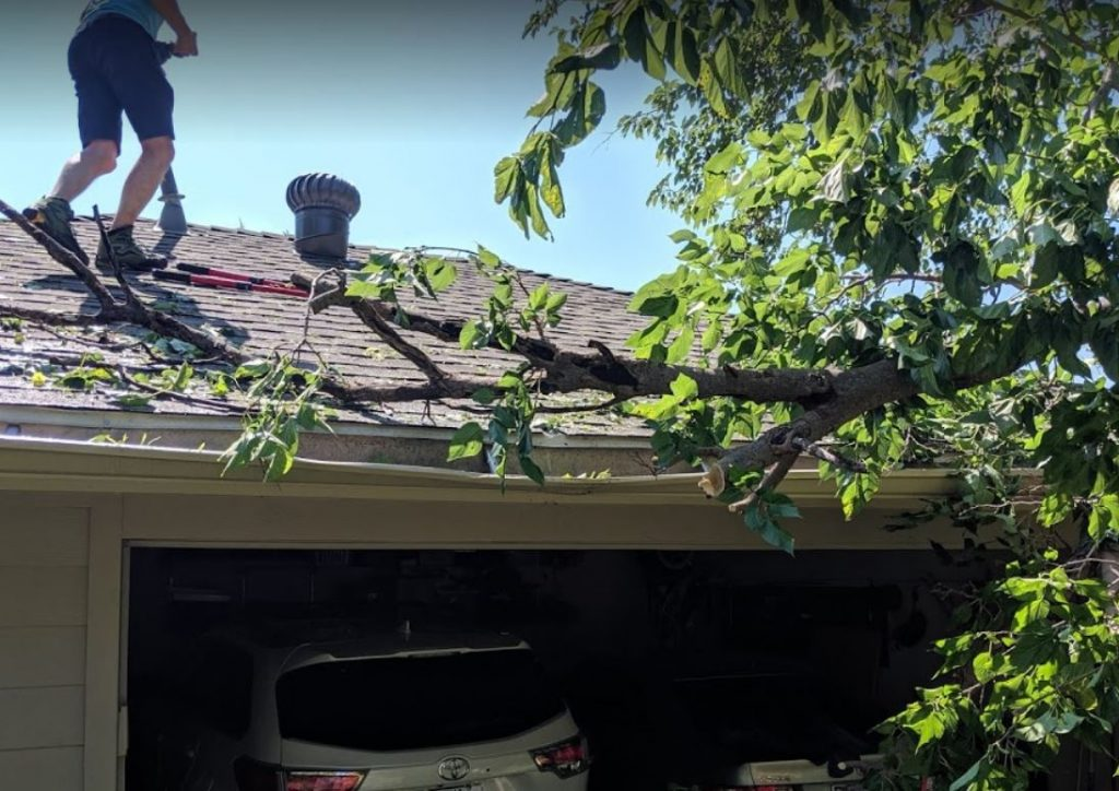 Roof Leaks During Heavy Rainfall