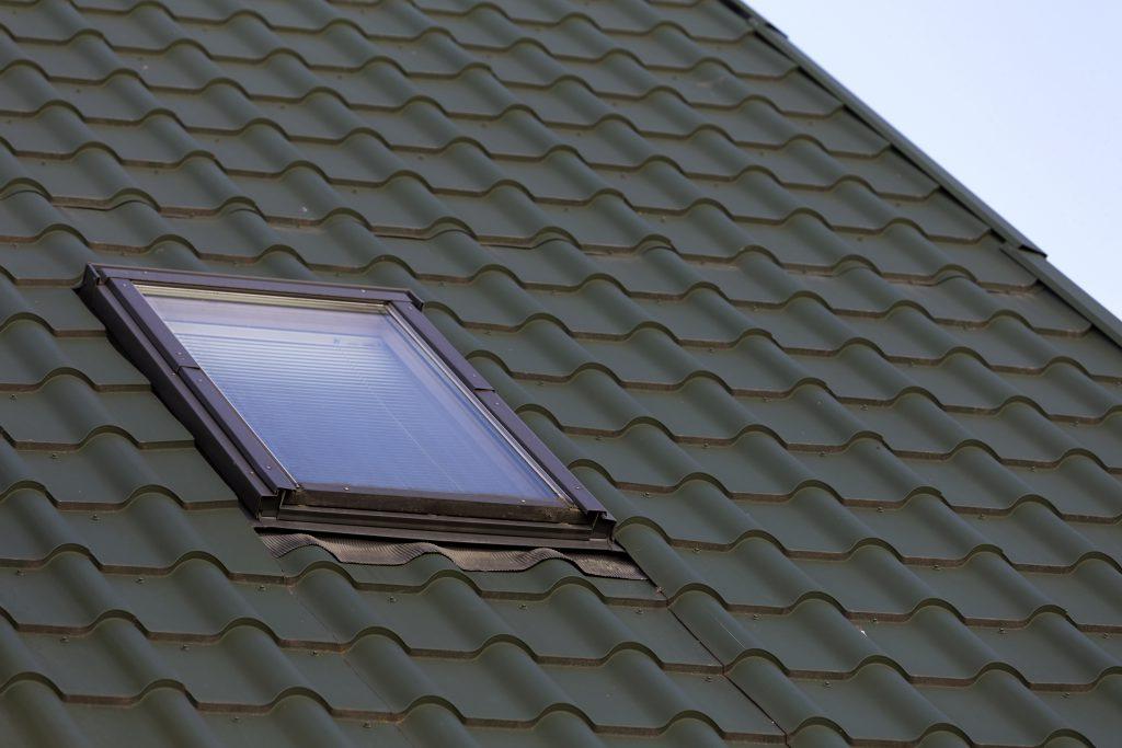 Solar Reflective Shingles