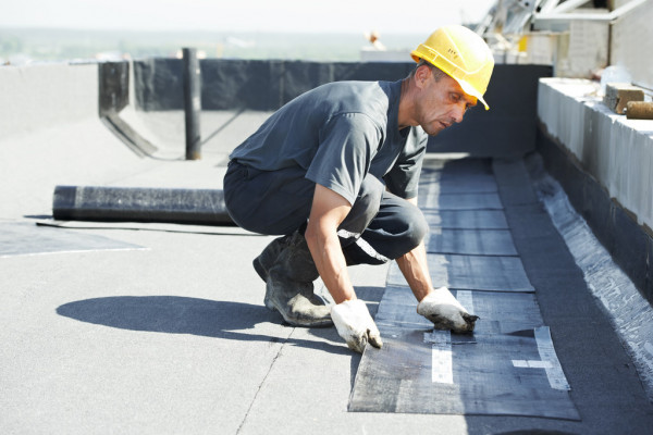 Residential Built-Up Roofing