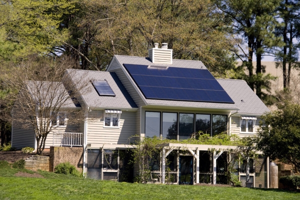 Roof Integrated Solar